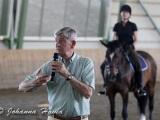 Eversti Carde: Ohjeita tulevaisuuden hevosammattilaisille